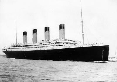 [image] RMS Titanic