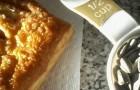 [image] Chausson aux fraises et 1/2 tasse de graines de tournesol en écale